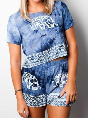 Elephant Co-Ord | Wardrobe Boutique Bacup